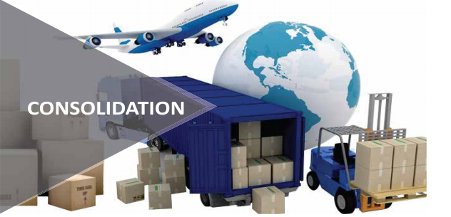 Freight Consolidation Service in UAE