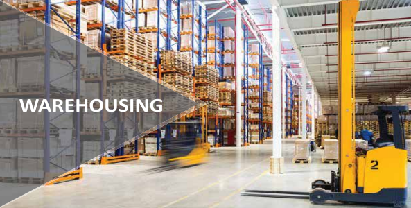 Warehousing in UAE
